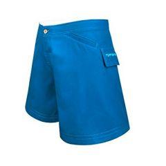 """Women's Bermuda Short, 5"""" Inseam Size 12 Aqua"""
