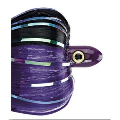 Iland Cruisader Flasher 6oz Black/Purple - Purple Head