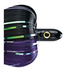 Iland Cruisader Flasher 8oz Black/Purple - Black Head