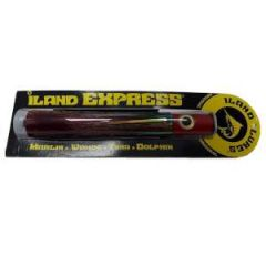 Iland Express Lure Black/Red w/Red Painted Head
