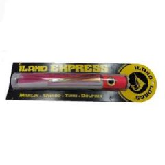 Iland Express Lure Pink/White w/Pink Painted Head