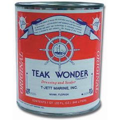 Teak Wonder Dressing & Sealer Liquid 4 L