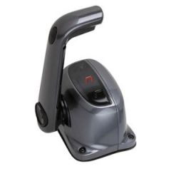 Throttle Control Single Dual Action W/Trim & Lock Gun Metal Finish