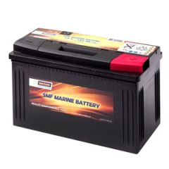 "Sealed Maintenance Free 12v Battery, 105AH 710 CCA, w/""Magic Eye"" VESMF105"