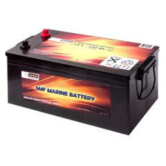 Sealed Maintenance Free 12v Battery, 220AH 1400 CCA VESMF220