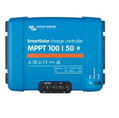 SmartSolar MPPT 100/50 Charge Controller 12/24V 50 amp