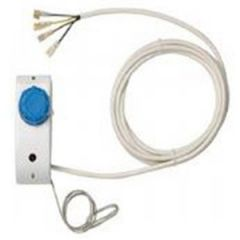 Thermostat Kit, Housing, cable, Led