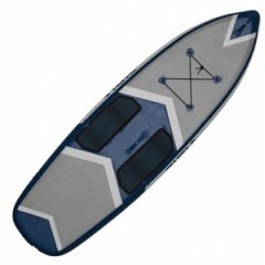9' Stubby Stand Up Paddle Board with HardTop