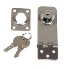 Hasp- 304 S/S Locking