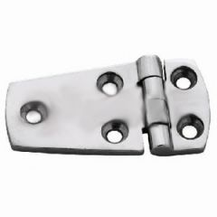 "Door Hinge Short Side 316 Stainless Steel 1.5"" x 3"" 2/pk"