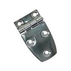 "Offset Hinge Short Side 316 Stainless Steel 1.5"" x 2.75"" 2/pk"