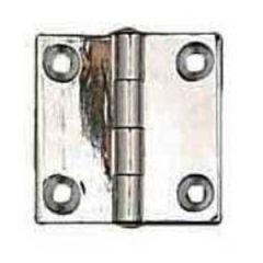 "Butt Hinge 316 Stainless Steel 1.5"" x 1.5"" 2/pk"