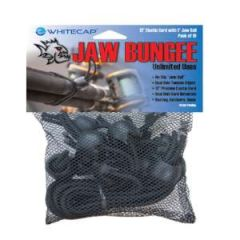 "Jaw Bungee, 12"" w/1"" Jaw Ball 10 per Pack"
