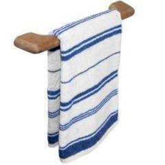 "Teak Towel Bar 14"""
