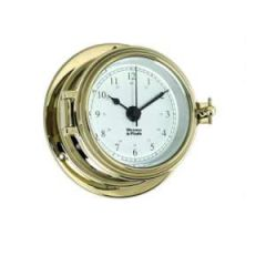 "Endurance 105 Quartz Clock 3-1/5"" Dial"