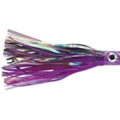 "Williamson Soft Dorado Catcher Lure Black Purple 6"""