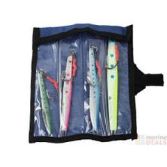 Williamson Light Speed Jig Lure Kit Rigged & Ready 4/pk