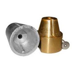 Prop Nut Zinc Anode Beneteau Complete 40 mm