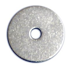 "Fender Washer Stainless Steel 1/4"" x 1"""