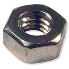 Hex Nut 6-32
