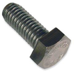 Hex Head Bolt A4 M3 x 12 mm