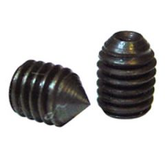 Set Screw Socket Cup Point 1/4-20 x 1/4""