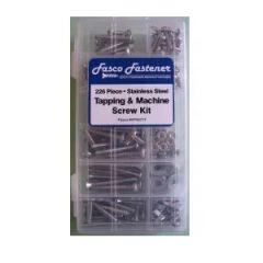 Kit- Tapping & Machine Screw