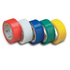 "Vinyl Electrical Tape Assorted Colors 3/4"" 5/pk"
