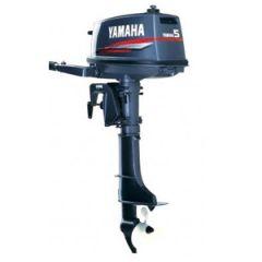 Yamaha Outboard Motor 2-stroke (S) 5 hp