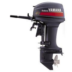 Yamaha Outboard Motor 2-stroke (L) Enduro 40 hp