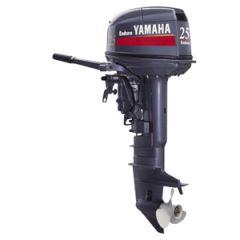 Yamaha Outboard Motor 2-stroke (S) Enduro 25 hp