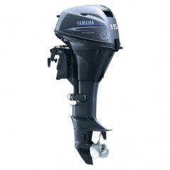 Yamaha Outboard Motor 4-stroke (S) F15 hp