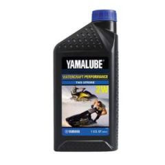 Yamalube 2 Stroke Oil, Quart