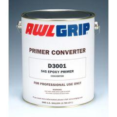 545 Epoxy Primer Converter D3001 Two Part Liquid 1 gal