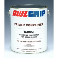 High Build Epoxy Converter D3002 Two Part Liquid 1 gal