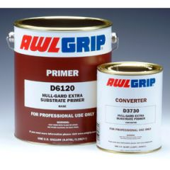 Hull-Gard Extra Substrate Primer D3730 White Liquid 1 gal