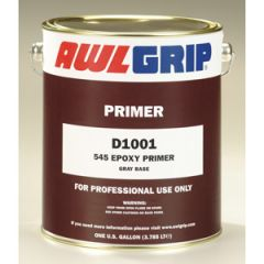 545 Epoxy Primer D8001Two Part White Base Liquid 1 gal