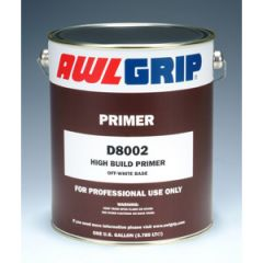 High Build Epoxy Primer D8002 Two Part White Liquid 1qt