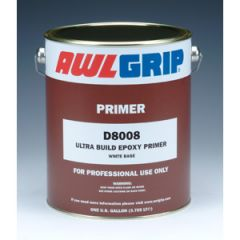 Ultra Build Epoxy Primer D8008 Two Part White Liquid 1 gal