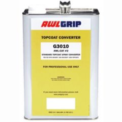 Awl-Cat #2 Topcoat Spray Converter G3010 Liquid 1 gal