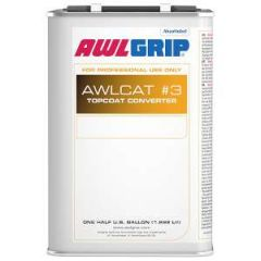 Awl-Cat #3 Topcoat Brushing Converter H3002 Liquid 1/2 gal