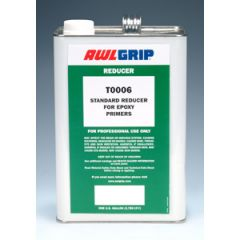 Epoxy Primer Reducer T0006 Standard Spray Liquid 1 gal