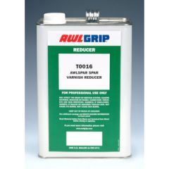 Awl-Spar Epoxy Reducer T0016 Standard Spray Liquid 1 qt